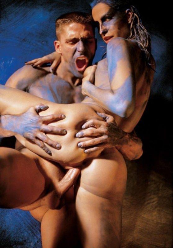 Аватарное порно