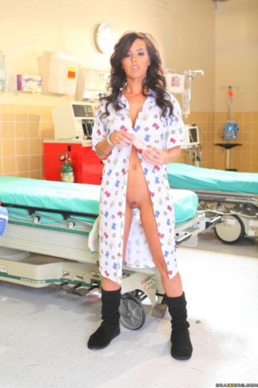 Секс наказание в больничной палате
