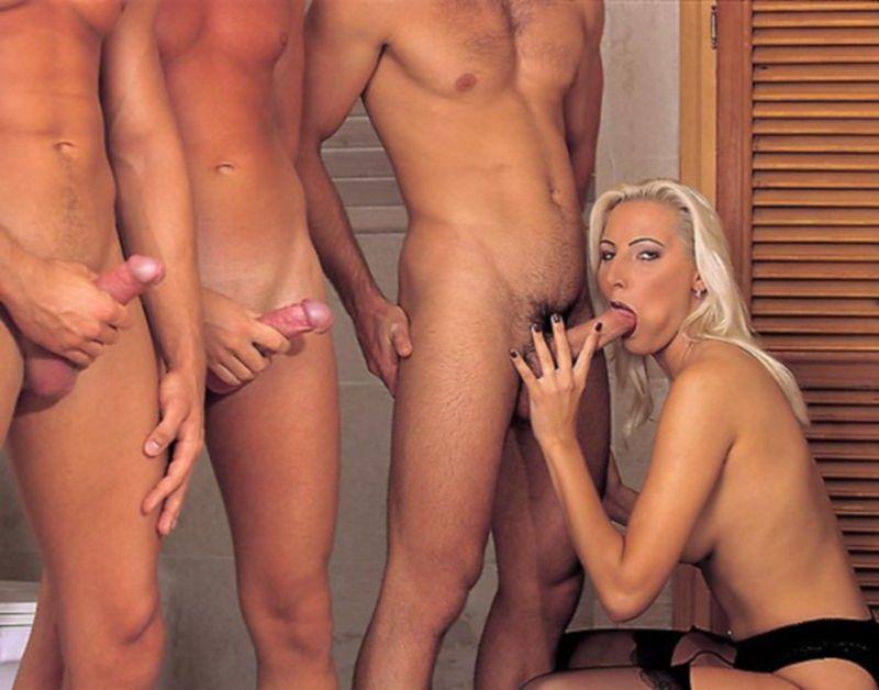 Три перца на одну блондинку