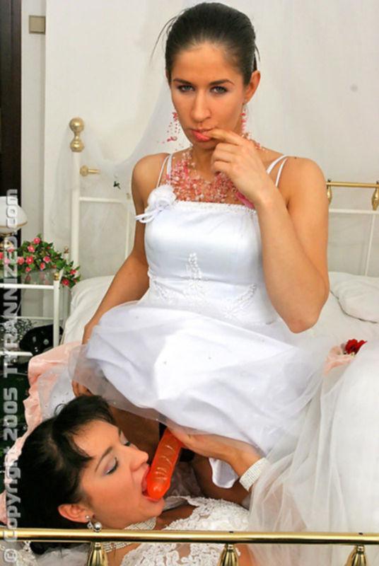 Секс сразу после свадьбы