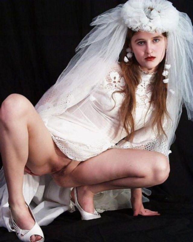 Невесты отдаются своим женихам после свадьбы