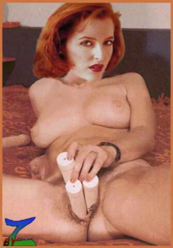 Обаятельная дама Джиллиан Андерсон обожает трахаться в жопу