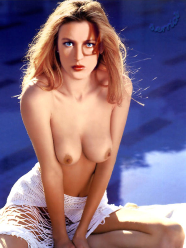 XXX фотки из X-Files